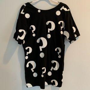 Mystery time T-shirt dress